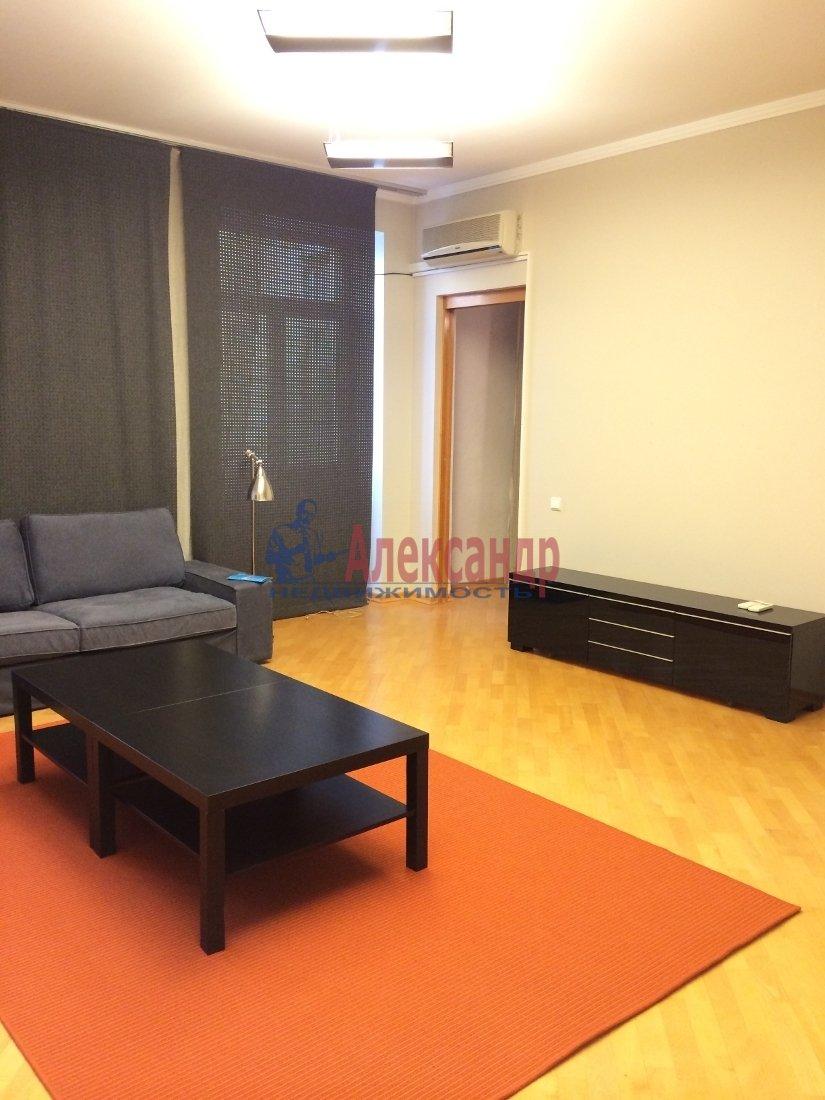 3-комнатная квартира (100м2) в аренду по адресу Московский просп., 173— фото 13 из 18