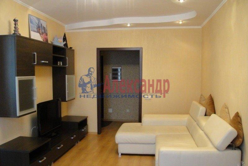 1-комнатная квартира (44м2) в аренду по адресу Парашютная ул., 23— фото 2 из 3