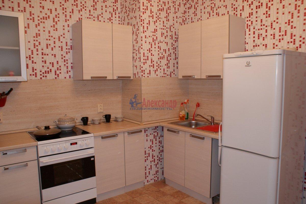 1-комнатная квартира (40м2) в аренду по адресу Жака Дюкло ул., 10— фото 4 из 6