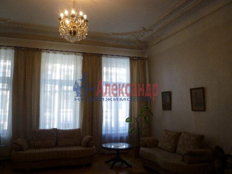 1-комнатная квартира (35м2) в аренду по адресу Лесной пр., 4— фото 4 из 5