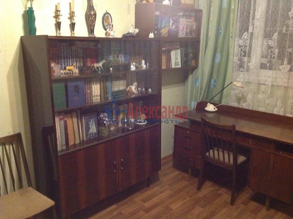 Комната в 2-комнатной квартире (46м2) в аренду по адресу Ленинский пр., 110— фото 2 из 15