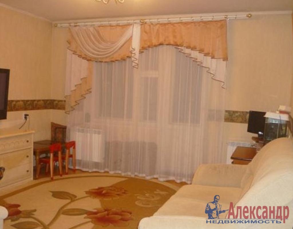 2-комнатная квартира (46м2) в аренду по адресу Энгельса пр., 131— фото 1 из 3