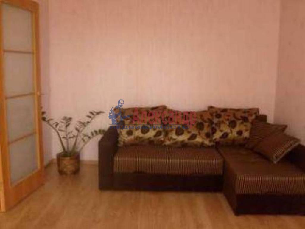 1-комнатная квартира (41м2) в аренду по адресу Парголово пос., Федора Абрамова ул., 8— фото 1 из 3