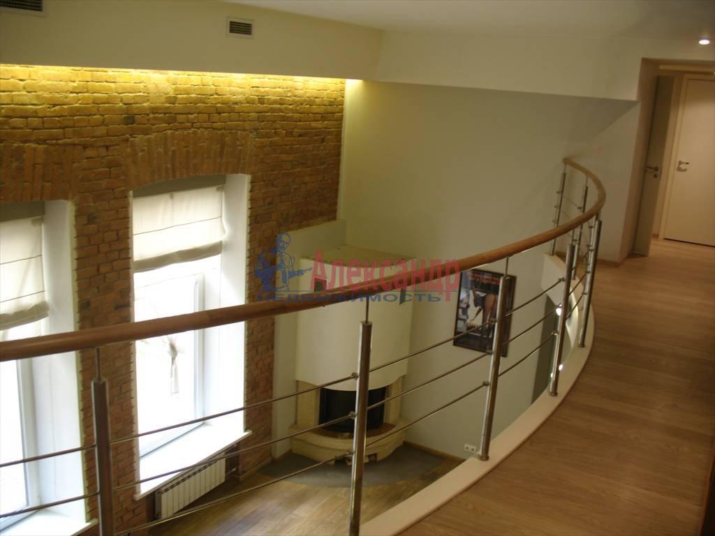 3-комнатная квартира (130м2) в аренду по адресу Миллионная ул.— фото 9 из 45