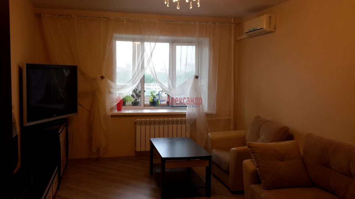1-комнатная квартира (43м2) в аренду по адресу Белградская ул., 26— фото 5 из 14