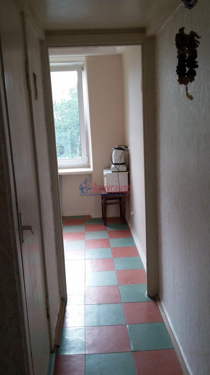 1-комнатная квартира (33м2) в аренду по адресу Науки пр., 40— фото 9 из 12