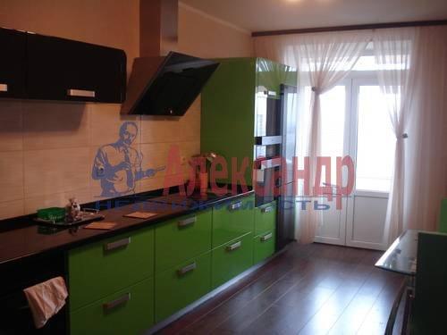 1-комнатная квартира (48м2) в аренду по адресу Варшавская ул., 23— фото 2 из 6