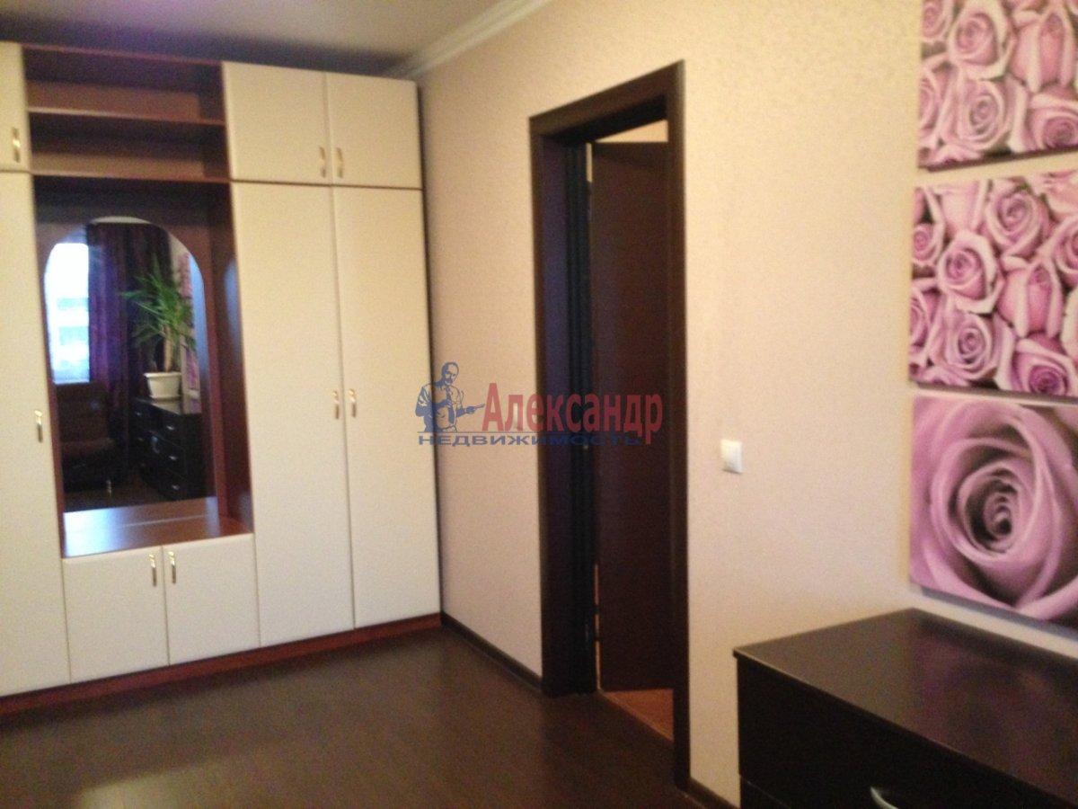 1-комнатная квартира (40м2) в аренду по адресу Коллонтай ул., 15— фото 4 из 8