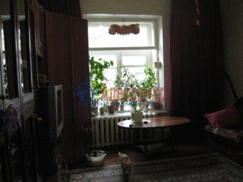 1-комнатная квартира (35м2) в аренду по адресу Ударников пр., 27— фото 2 из 4