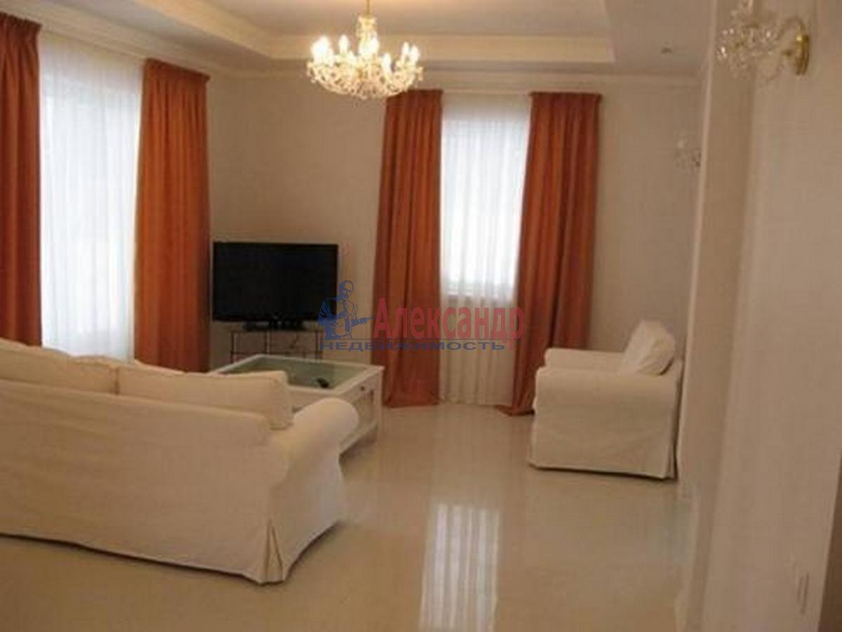 3-комнатная квартира (78м2) в аренду по адресу Потемкинская ул.— фото 2 из 4