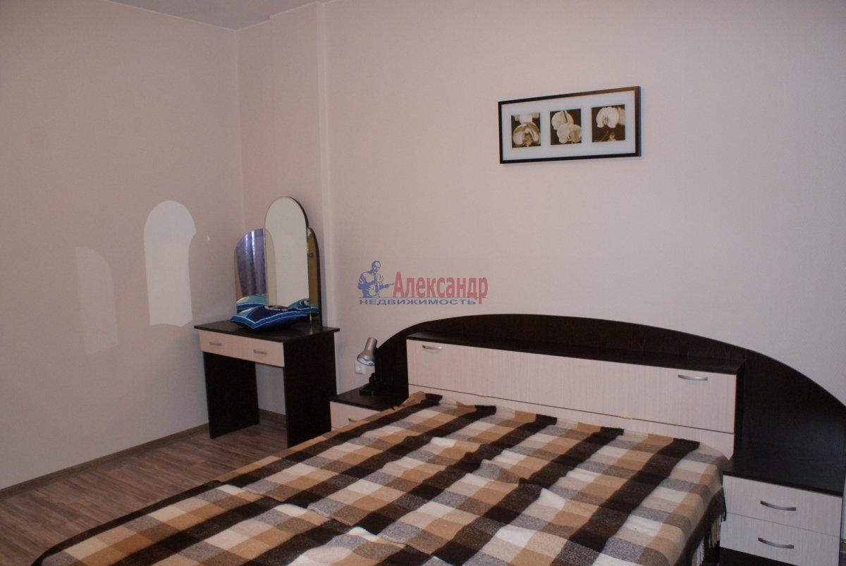 1-комнатная квартира (40м2) в аренду по адресу Жака Дюкло ул., 10— фото 5 из 6