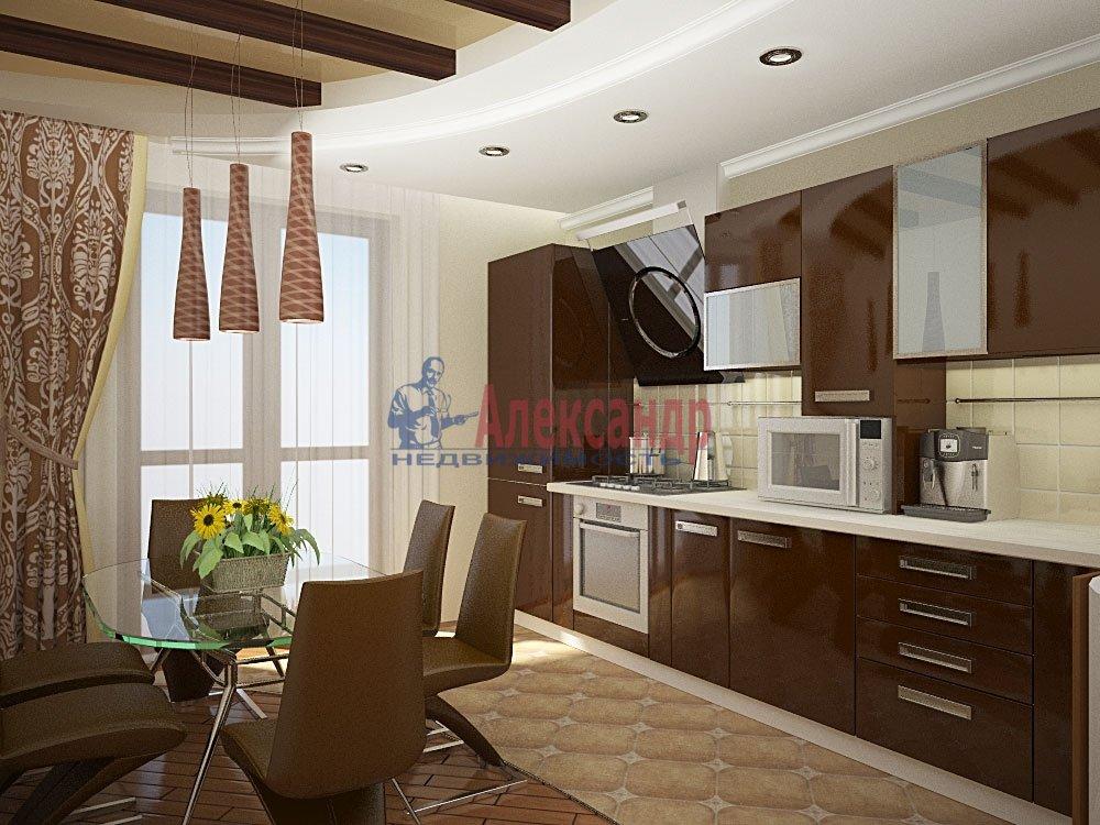 3-комнатная квартира (100м2) в аренду по адресу Энгельса пр., 147— фото 2 из 2