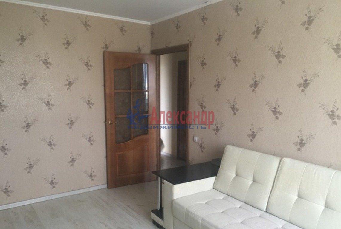 1-комнатная квартира (42м2) в аренду по адресу Комендантский пр., 13— фото 3 из 4