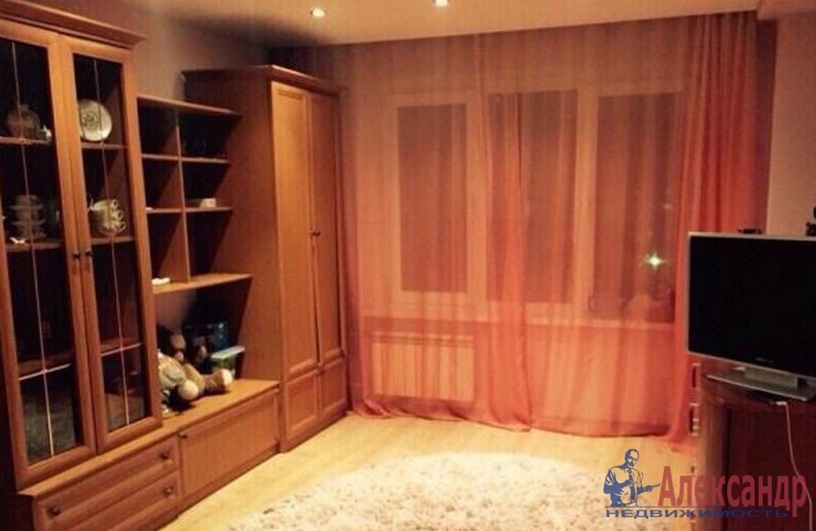 1-комнатная квартира (37м2) в аренду по адресу Торжковская ул., 1— фото 1 из 3