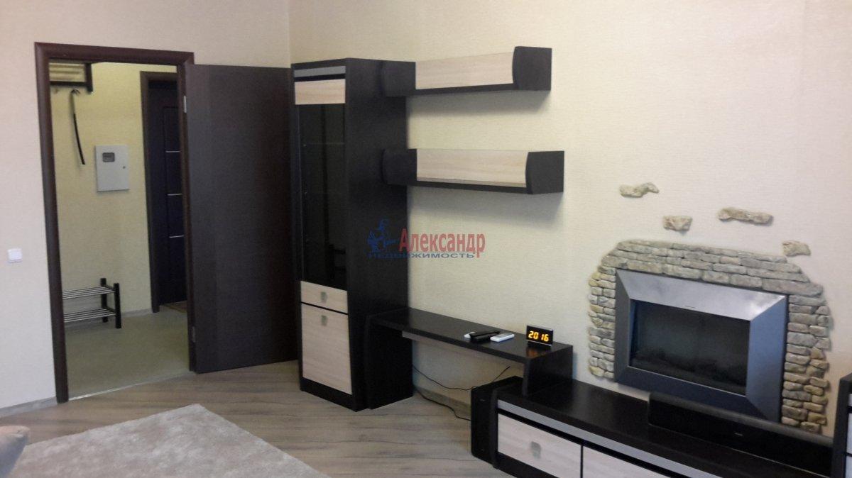 1-комнатная квартира (43м2) в аренду по адресу Белградская ул., 26— фото 6 из 14