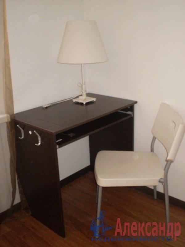 1-комнатная квартира (38м2) в аренду по адресу Евдокима Огнева ул., 20— фото 1 из 3