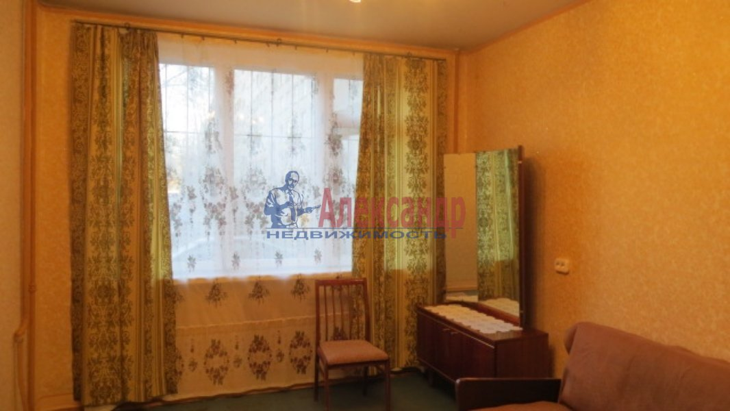 1-комнатная квартира (35м2) в аренду по адресу Косыгина пр.— фото 1 из 1