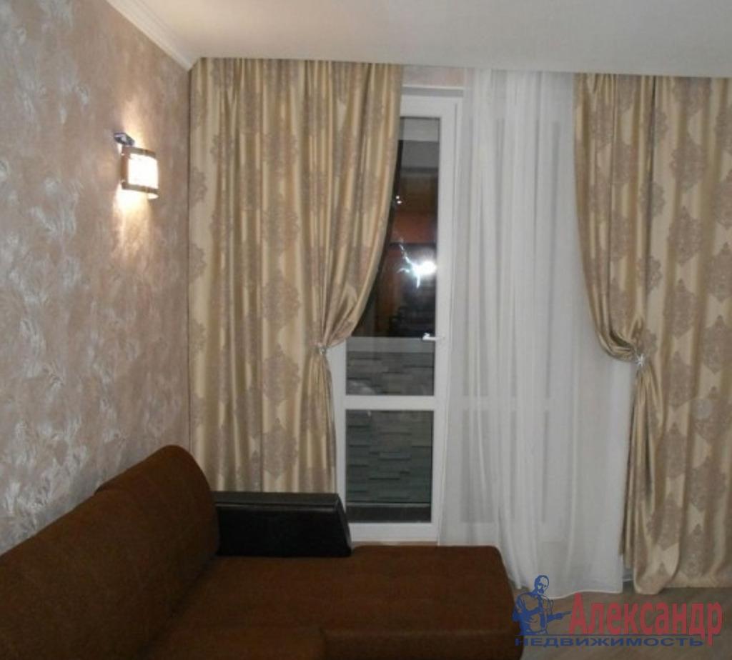 1-комнатная квартира (37м2) в аренду по адресу Обводного канала наб., 108— фото 1 из 3