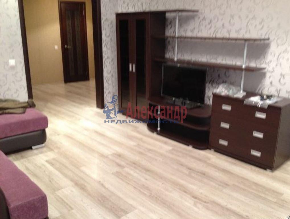 3-комнатная квартира (93м2) в аренду по адресу Науки пр., 17— фото 3 из 6