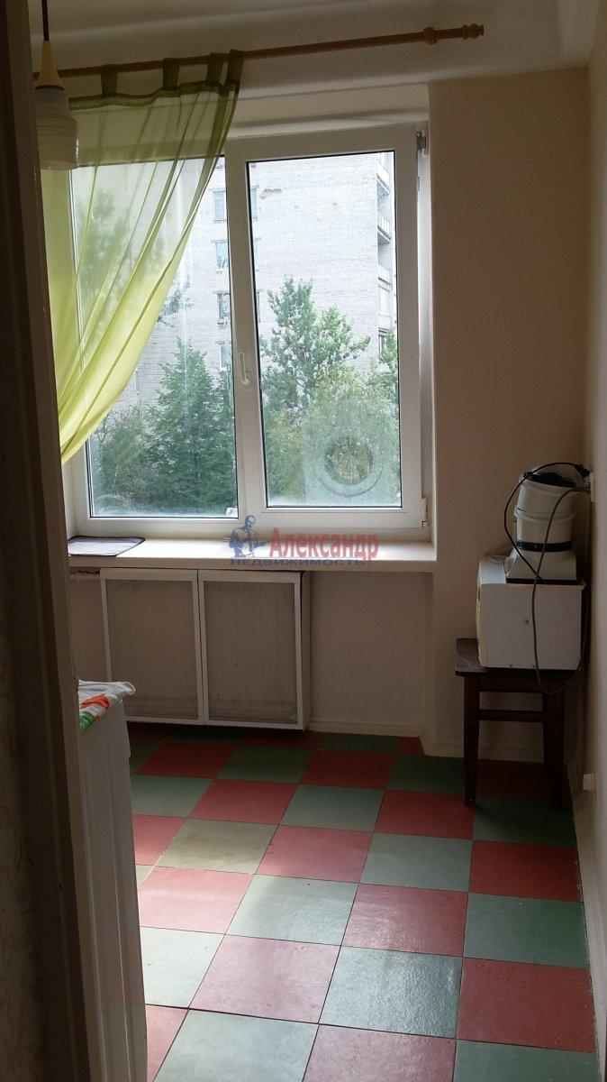 1-комнатная квартира (33м2) в аренду по адресу Науки пр., 40— фото 8 из 10