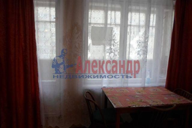 1-комнатная квартира (35м2) в аренду по адресу Черкасова ул., 4— фото 4 из 17