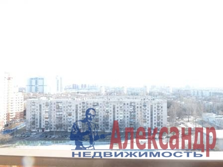 2-комнатная квартира (60м2) в аренду по адресу Юрия Гагарина просп., 14— фото 5 из 9