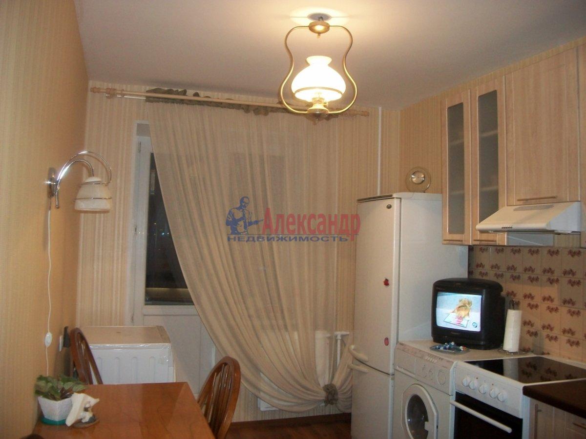 1-комнатная квартира (35м2) в аренду по адресу Кржижановского ул., 3— фото 1 из 2