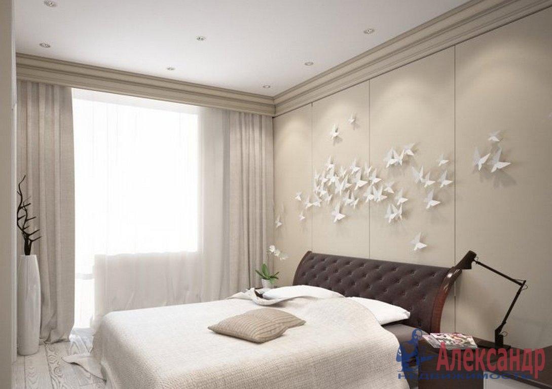 2-комнатная квартира (65м2) в аренду по адресу Нахимова ул., 15— фото 2 из 4