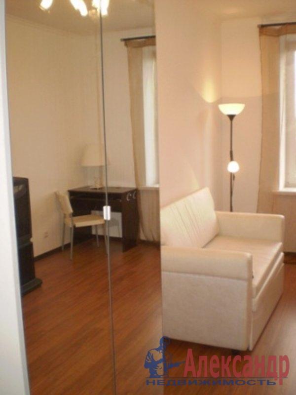 1-комнатная квартира (38м2) в аренду по адресу Евдокима Огнева ул., 20— фото 3 из 3