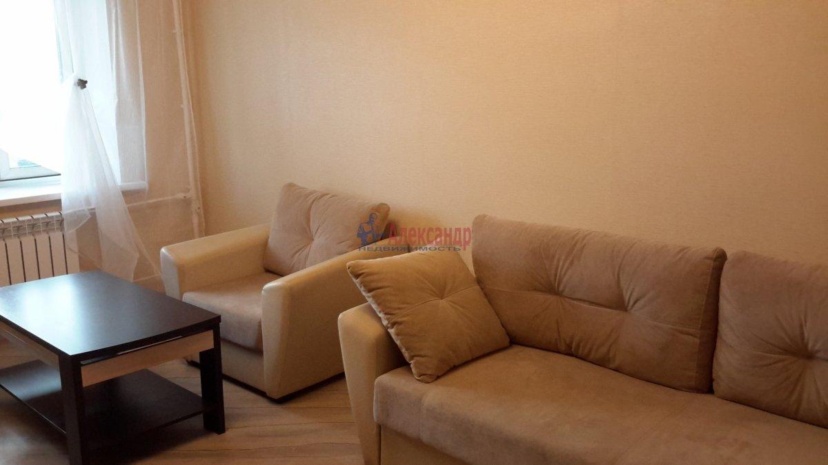 1-комнатная квартира (43м2) в аренду по адресу Белградская ул., 26— фото 7 из 14