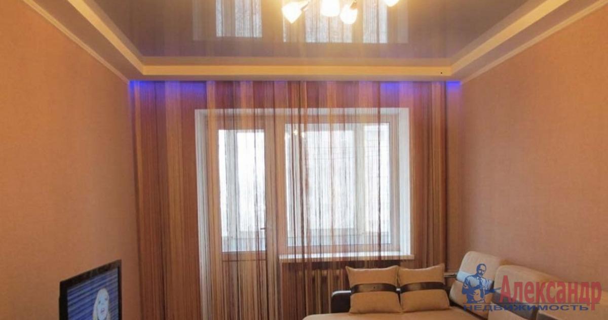 3-комнатная квартира (80м2) в аренду по адресу Варшавская ул., 23— фото 2 из 4