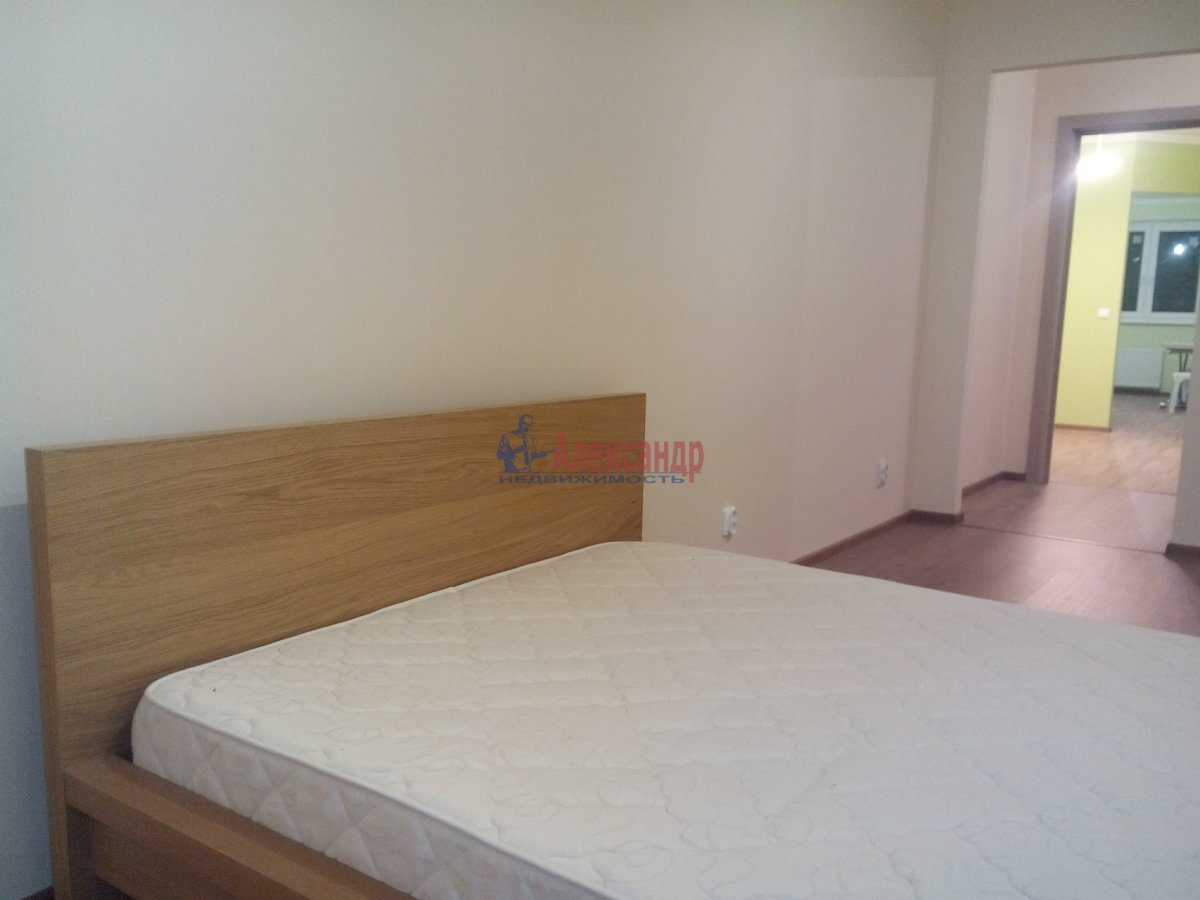 1-комнатная квартира (35м2) в аренду по адресу Луначарского пр., 100— фото 6 из 7