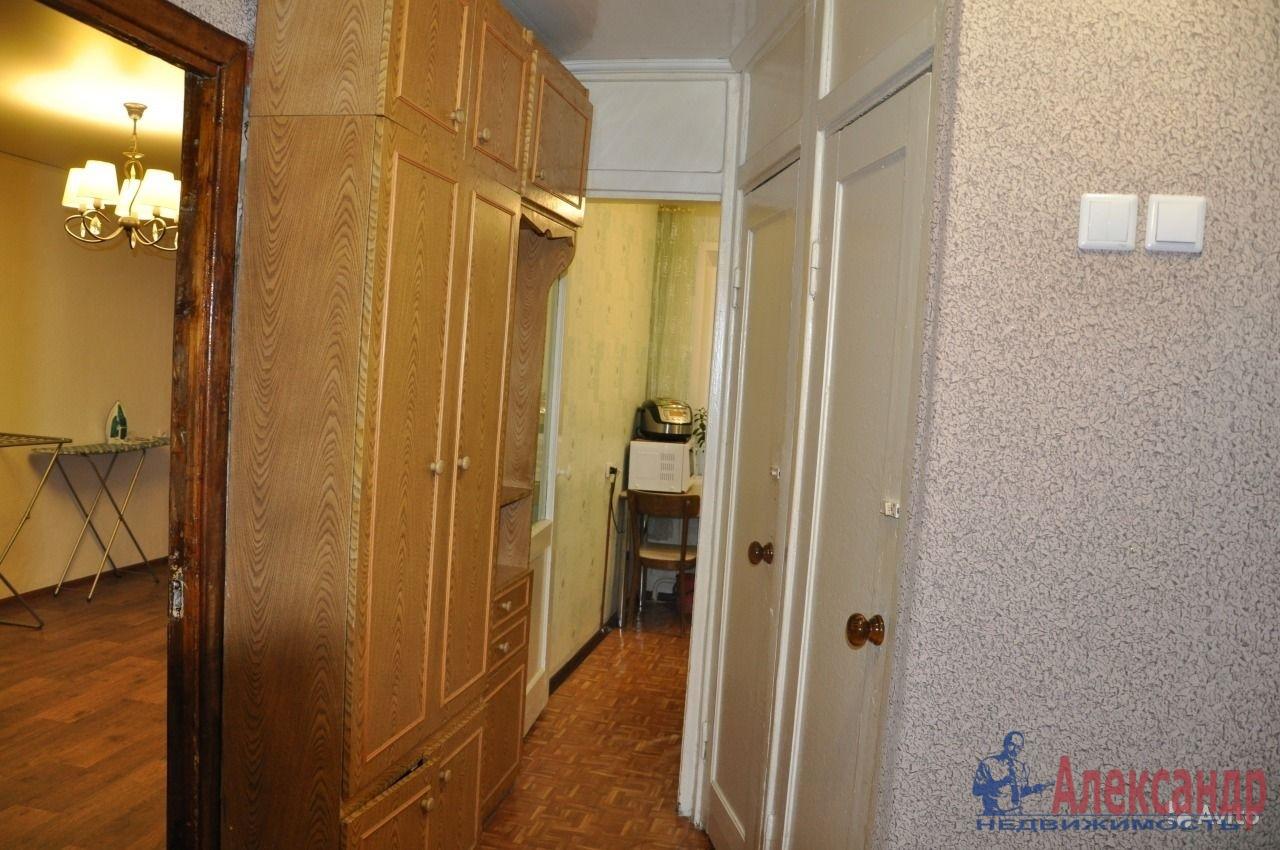 2-комнатная квартира (54м2) в аренду по адресу Перевозный пер., 19— фото 3 из 7