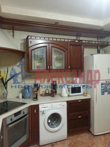 2-комнатная квартира (64м2) в аренду по адресу Ленинский пр., 78— фото 6 из 8