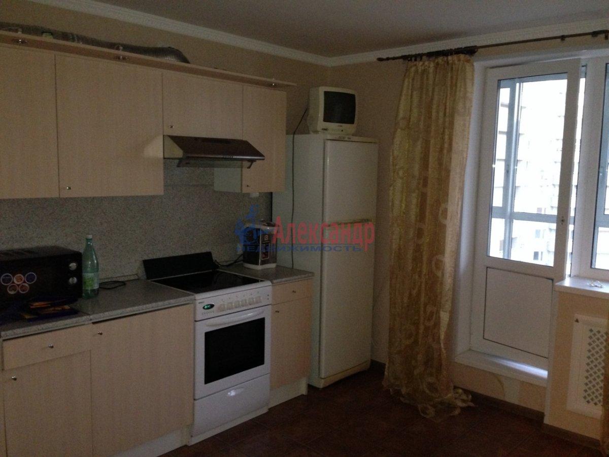 1-комнатная квартира (40м2) в аренду по адресу Коллонтай ул., 15— фото 7 из 8