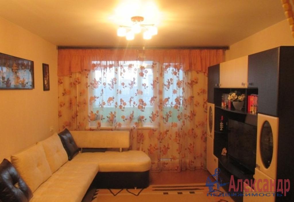 1-комнатная квартира (34м2) в аренду по адресу Ленская ул., 19— фото 1 из 2