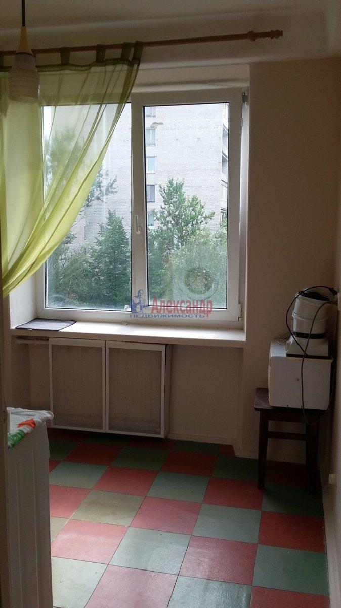 1-комнатная квартира (33м2) в аренду по адресу Науки пр., 40— фото 10 из 10