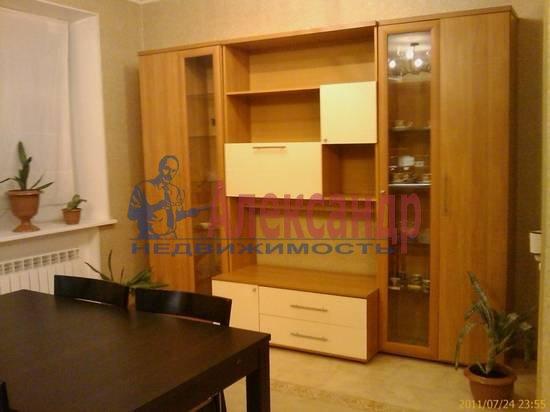 2-комнатная квартира (60м2) в аренду по адресу Тверская ул.— фото 4 из 5