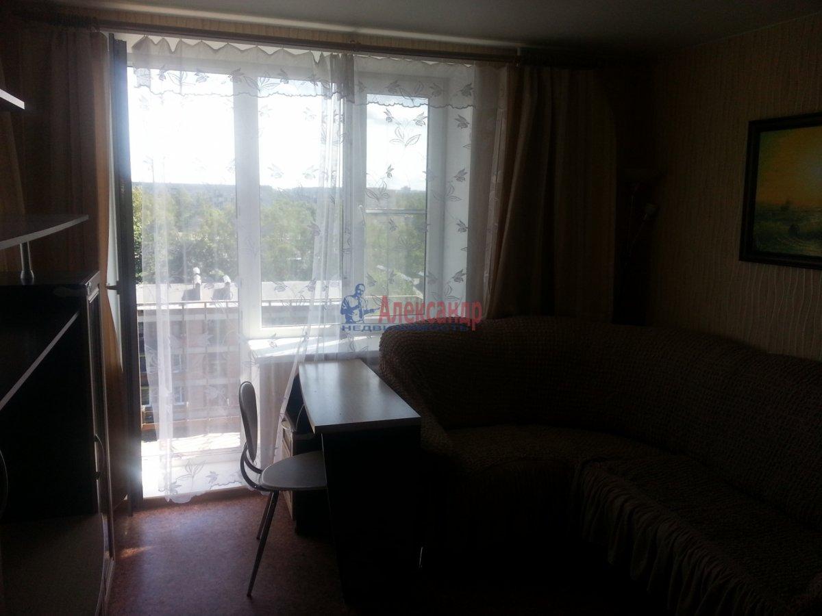 1-комнатная квартира (34м2) в аренду по адресу Гражданский пр., 15— фото 16 из 17