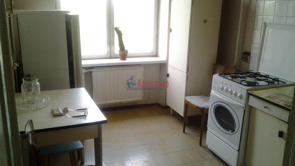 1-комнатная квартира (34м2) в аренду по адресу Северный пр., 89— фото 2 из 5