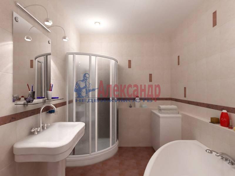 2-комнатная квартира (60м2) в аренду по адресу Маршала Блюхера пр., 48— фото 3 из 4
