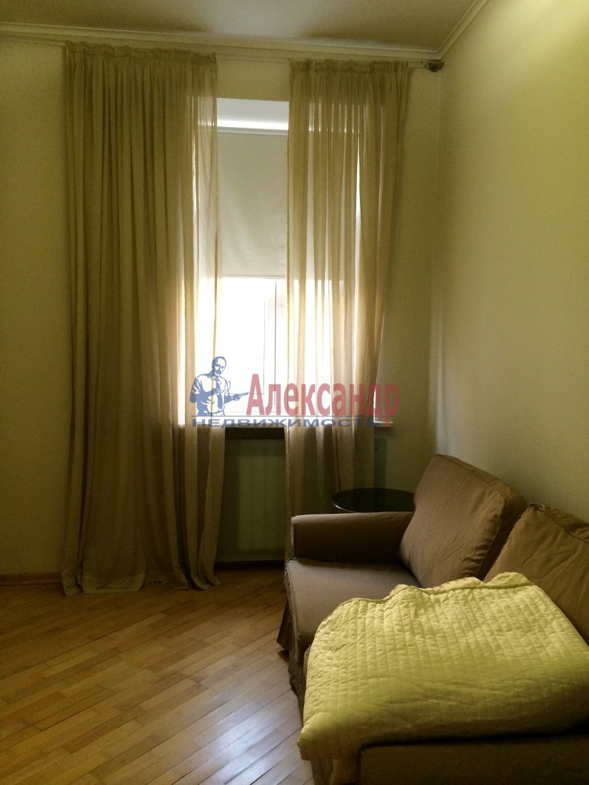 3-комнатная квартира (100м2) в аренду по адресу Московский просп., 173— фото 14 из 18