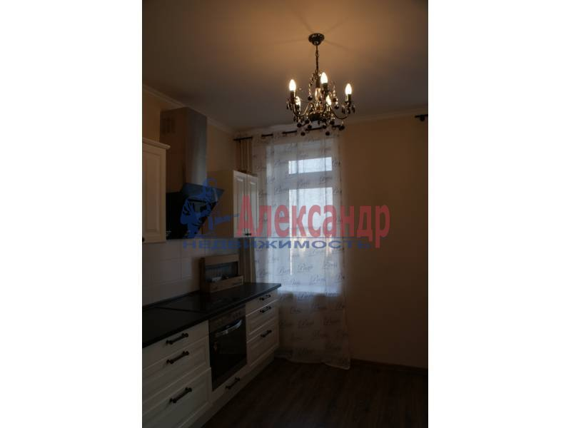 1-комнатная квартира (44м2) в аренду по адресу Пулковская ул., 8— фото 15 из 20