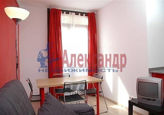 2-комнатная квартира (60м2) в аренду по адресу Некрасова ул.— фото 1 из 5