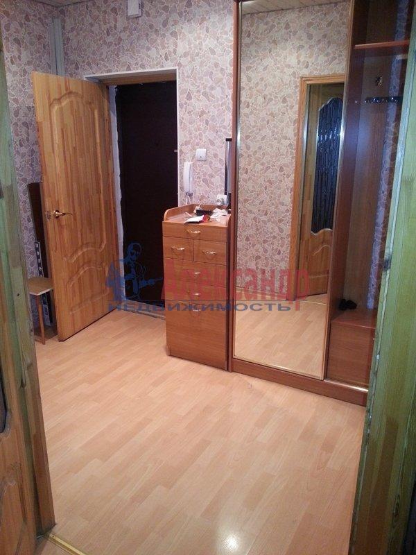1-комнатная квартира (40м2) в аренду по адресу Просвещения пр., 32— фото 4 из 6