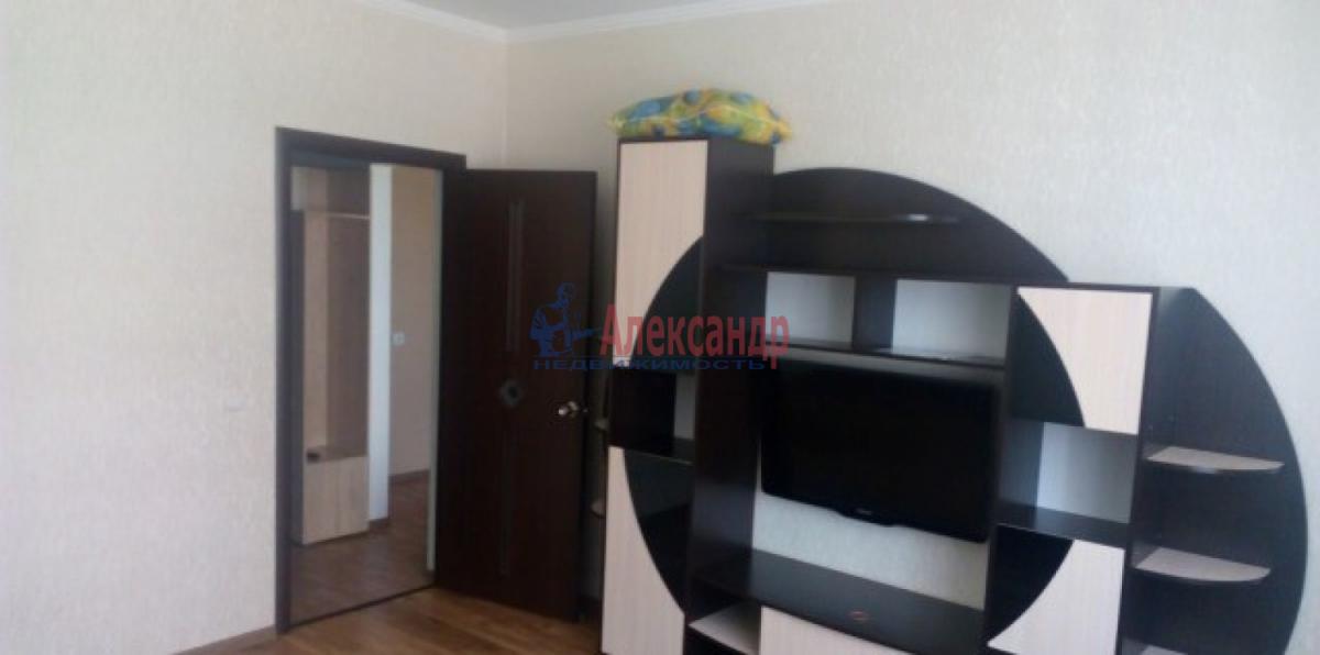 1-комнатная квартира (33м2) в аренду по адресу Пулковское шос., 38— фото 2 из 5
