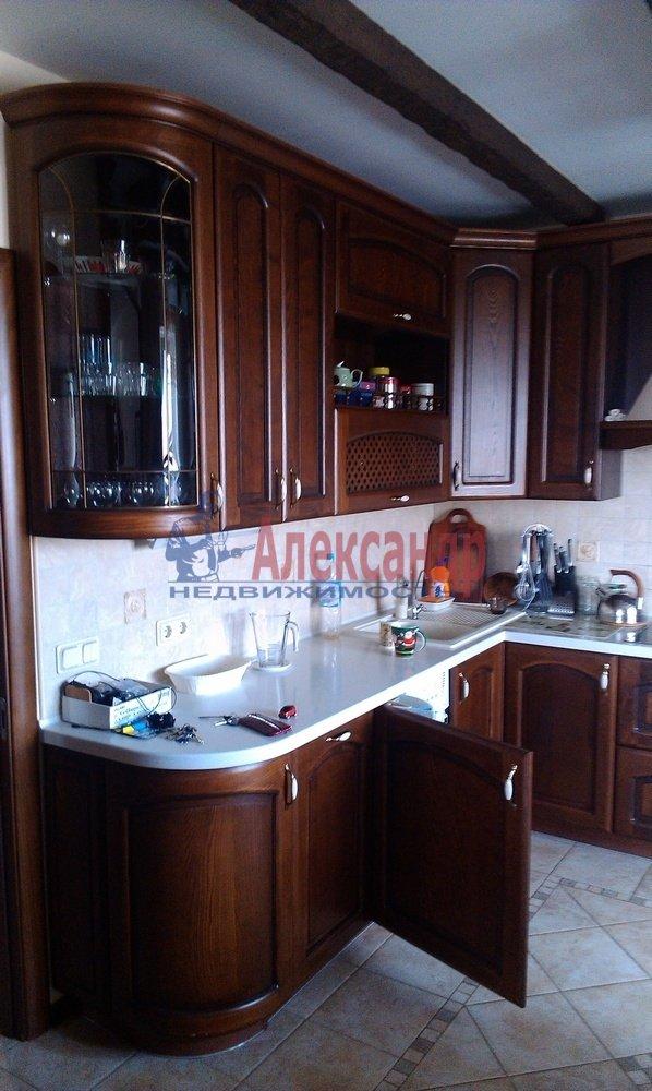 2-комнатная квартира (64м2) в аренду по адресу Рихарда Зорге ул.— фото 6 из 10
