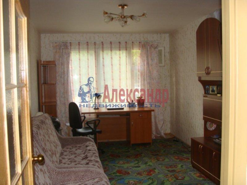 1-комнатная квартира (35м2) в аренду по адресу Орбели ул., 17— фото 1 из 2