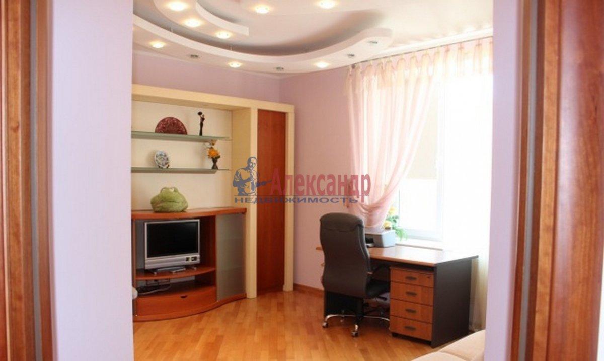3-комнатная квартира (90м2) в аренду по адресу Таллинская ул., 6— фото 3 из 4