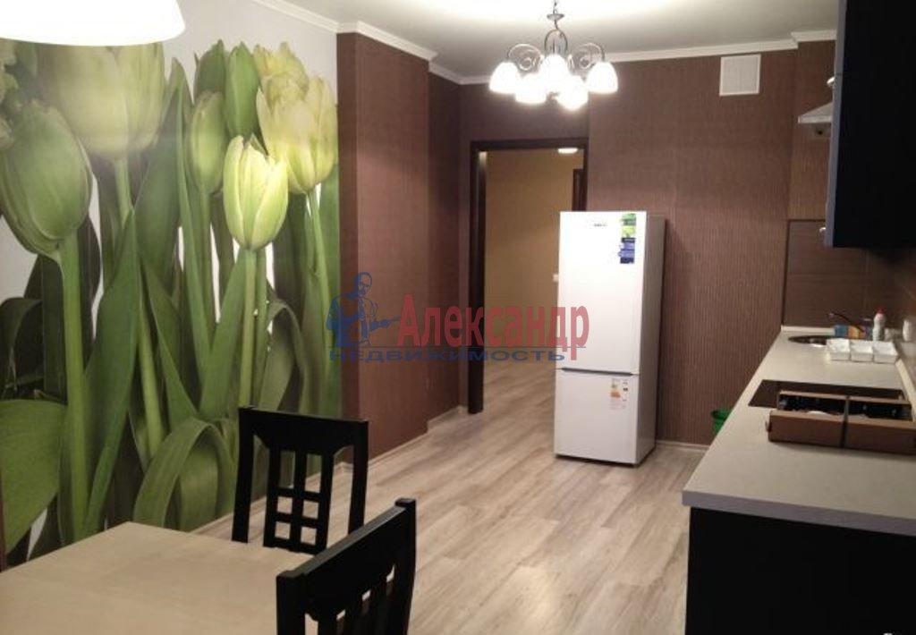 3-комнатная квартира (93м2) в аренду по адресу Науки пр., 17— фото 1 из 6